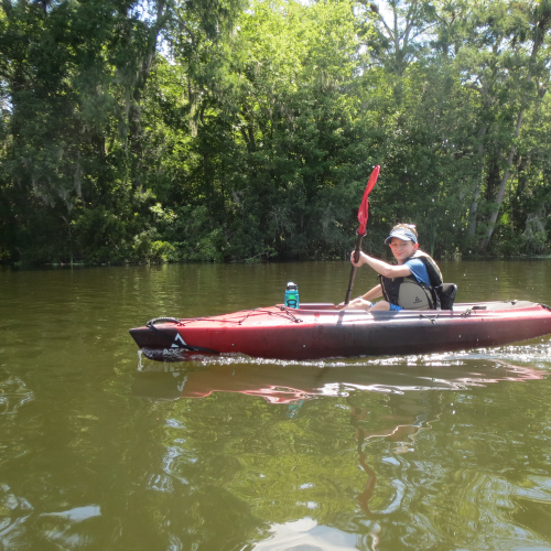 Hill Kayaking Fun