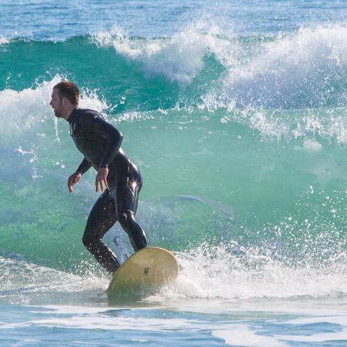 Chasing Waves