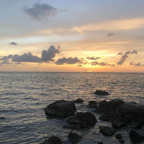 Sunset Serenity at Bahia Honda