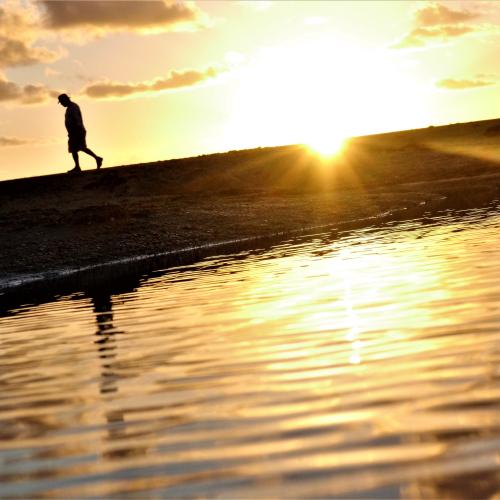 Sun Dune Sunrise