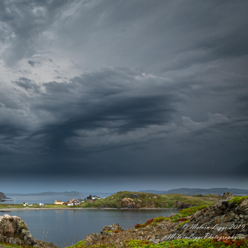 Ragged Point Storm