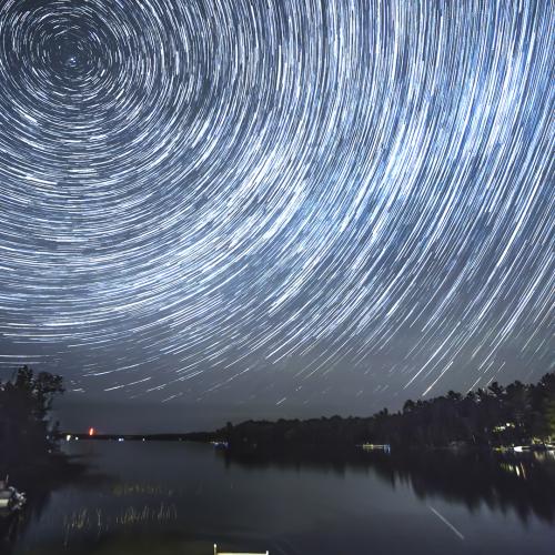 Stars Above Sandy Lake Buckhorn ON