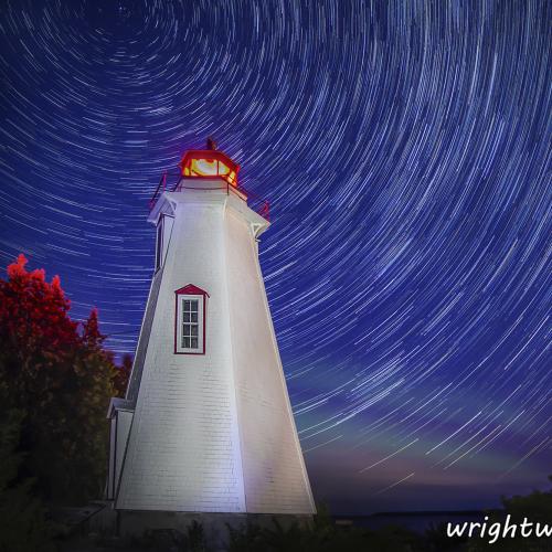 Big Tub Lighthouse. Tobermory ON