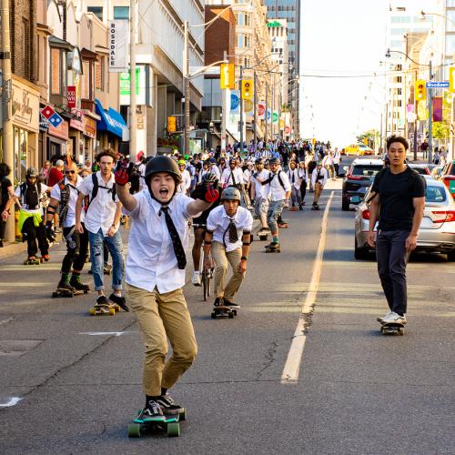 Taking back Yonge Street