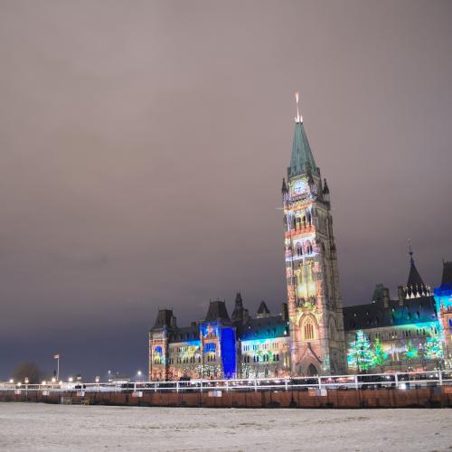 Parliament Hill Lights