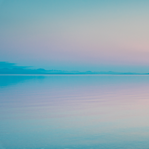 Pastel Sunset, Campbell River