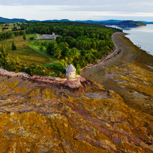 Ministers Island, Charlotte County - NB