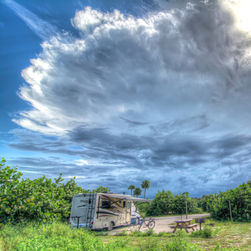 Southbound - Storms Over Hobe Sound