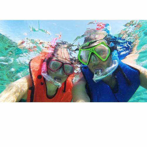 """""""Snorkel Selfie"""""""
