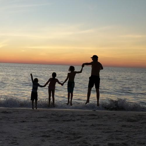 Ode to Gulf Sunset