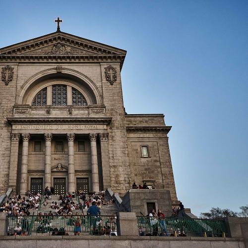 Saint-Joseph Oratory.